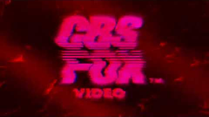 CBS Fox Video 1988 logo in TERRIFYING G-Major!.png