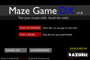 Maze Game DX.png